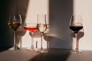 Weingläser – Wie unterscheiden sie sich?