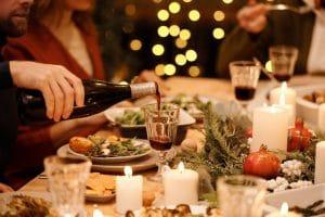 Weihnachtsessen – Welcher Wein passt zum Essen?