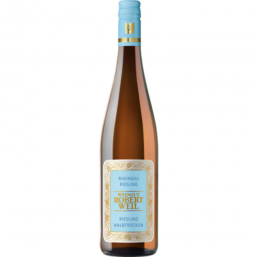 Weingut Robert Weil Rheingau Riesling Halbtrocken